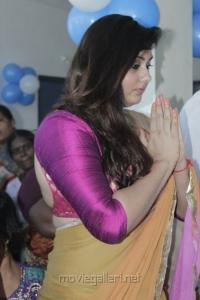 Namitha Launches Women Fitness Centre (KEEP IT) at Nesapakkam Stills