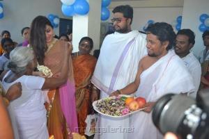 Namitha Launches Womens Fitness Centre @ Nesapakkam Chennai Photos