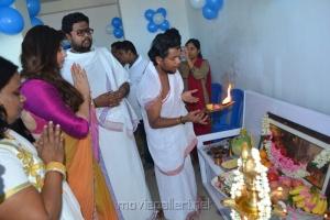 Namitha Launches Womens Fitness Centre (Keep It) @ Nesapakkam Photos