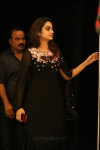 Actress Namitha Pramod HD Images @ Kammara Sambhavam Premier Show