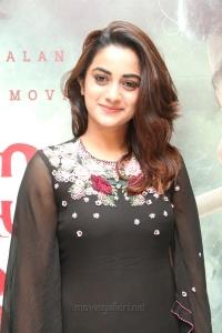 Actress Namitha Pramod New HD Images in Black Dress