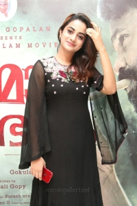 Actress Namitha Pramod Images @ Kammara Sambhavam Premier Show