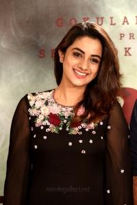 Actress Namitha Pramod Images @ Kammara Sambhavam Premiere Show