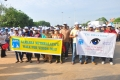 Actress Namitha at Sankara Nethralaya Eye Donation Rally Photos