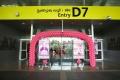 Namma Chennai Airport Turns Pink PINKTOBER 2019 Breast Cancer Free India 2030 Event Photos