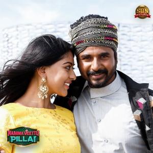 Anu Emmanuel, Sivakarthikeyan in Namma Veettu Pillai Movie Stills