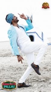 Hero Sivakarthikeyan in Namma Veettu Pillai Movie Stills