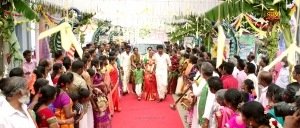 Aishwarya Rajesh, Sivakarthikeyan in Namma Veettu Pillai Movie Stills HD