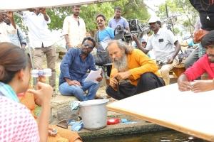 Pandiraj, Nirav Shah @ Namma Veettu Pillai Movie Stills HD