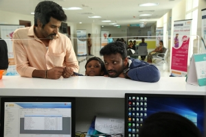 Sivakarthikeyan, Pandiraj @ Namma Veettu Pillai Movie Stills HD