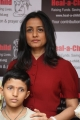 Mahesh Babu wife Namrata Shirodkar at Heal a Child Foundation Press Meet