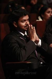 Actor Vijay at Nanban 100th Day Celebrations Stills