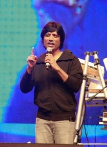 SJ Suryah @ Nanban Audio Release Stills