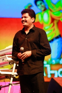 Shankar @ Nanban Audio Release Stills