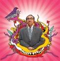 Sathyaraj @ Nanban Audio Release Invitation