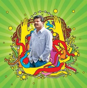 Director Shankar @ Nanban Audio Release Invitation