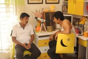 Shankar, Srikanth @ Nanban Tamil Movie Shooting Spot Stills