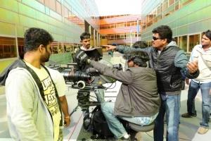 Nanban Tamil Movie Shooting Spot Stills
