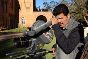 Shankar at Nanban On Location Stills
