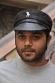 Actor Sanjeev at Nanbargal Kavanathirku Movie Press Meet Stills