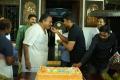 Jayaprakash Reddy @ Nandamuri Kalyan Ram Birthday Celebrations @ MLA Movie Sets