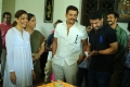 Nandamuri Kalyan Ram Birthday Celebrations @ MLA Movie Sets