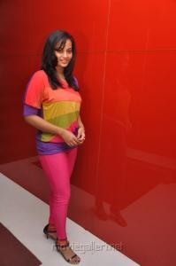 Actress Suja Varunee at Nandanam Movie Audio Launch Photos