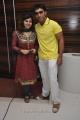 Anjel, Sivaji Dev at Nandanam Audio Launch Photos