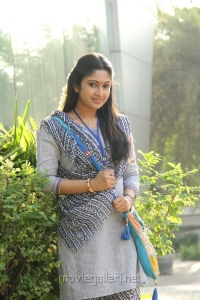 Tamil Actress Mithra Kurian in Nandanam Movie Latest Stills