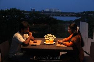 Jr.Sivaji, Mithra in Nandanam Movie Photos