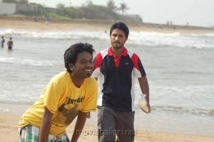 Jagan, Sivaji Dev in Nandanam Movie Photos