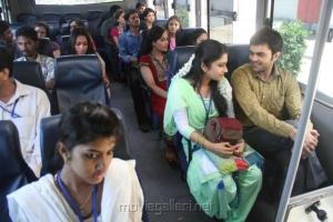 Mithra Kurian, Rishi in Nandanam Movie Photos