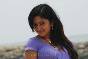Actress Mithra Kurian in Nandanam Movie Photos
