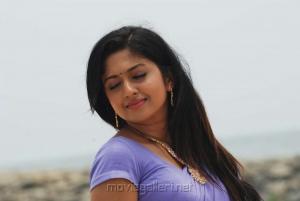 Tamil Actress Mithra Kurian in Nandanam Movie Photos