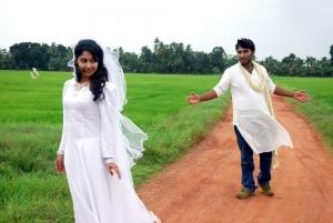 Mithra Kurian, Shivaji Dev in Nandanam Movie Stills