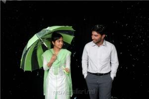 Mithra Kurian & Sivaji Dev in Nandhanam Movie Stills