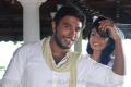 Sivaji Dev, Mithra Kurian in Nandhanam Movie Stills
