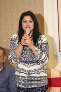 Actress Sana @ Nandi Awards Committees Press Meet Stills