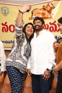 Sana, Balakrishna @ Nandi Awards Committees Press Meet Stills