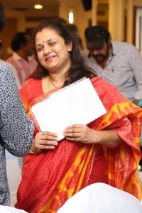 Actress Ooha @ Nandi Awards Committees Press Meet Stills