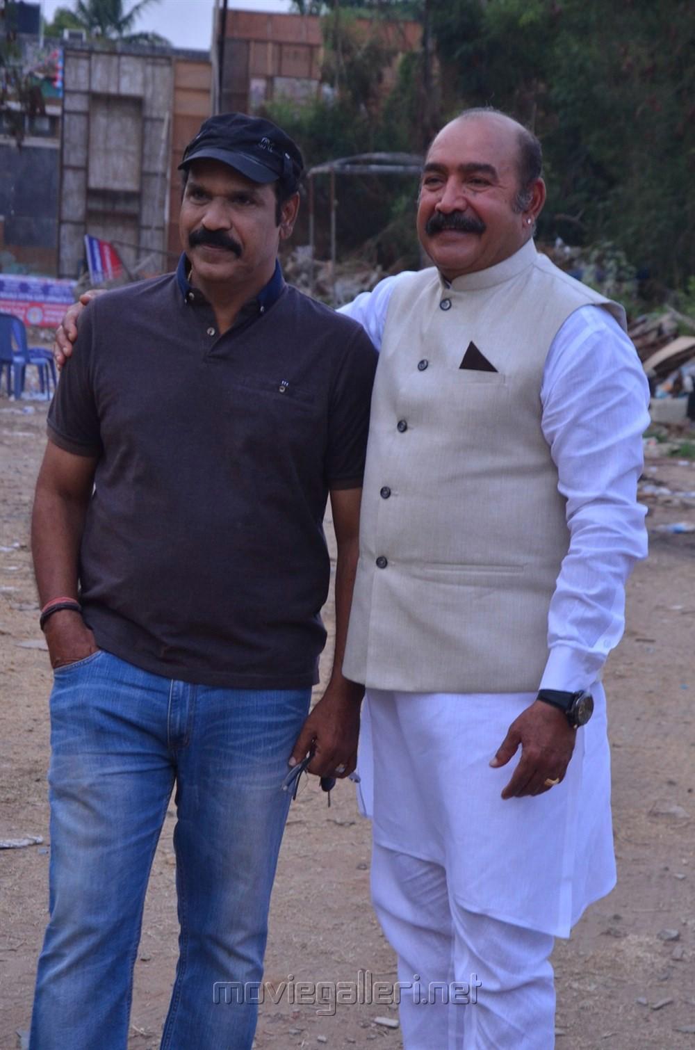 Vijayakumar @ Tv Serial Nandini Press Meet Stills