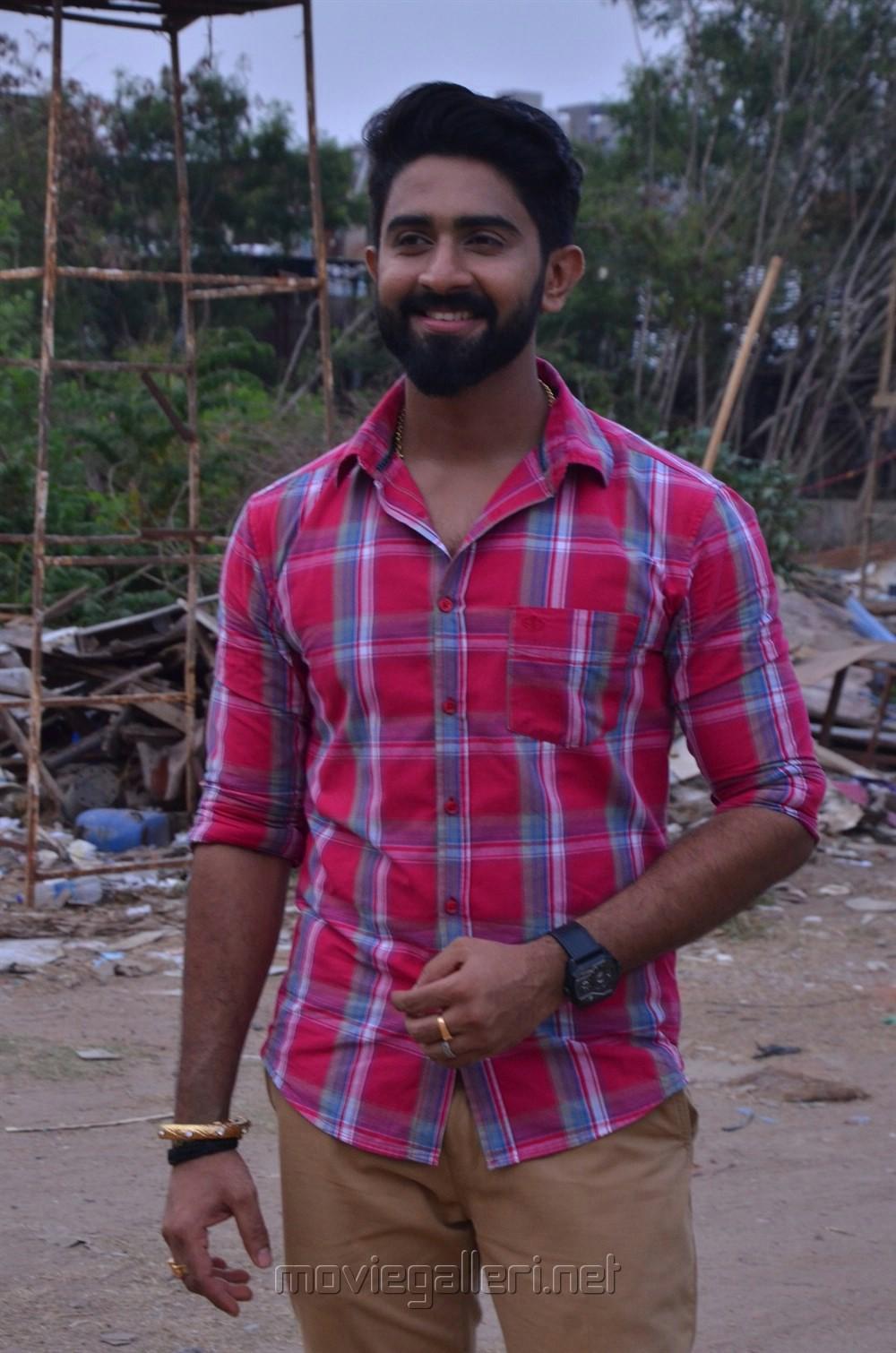 Rahul Ravi @ Tv Serial Nandini Press Meet Stills