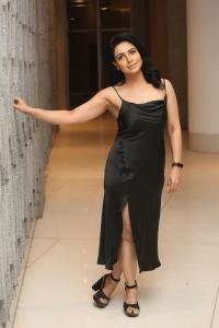 Telugu Actress Nandini Rai Stills @ Aha First Anniversary Celebrations