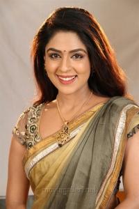 Actress Malavika Wales in Nandini TV Serial Photos