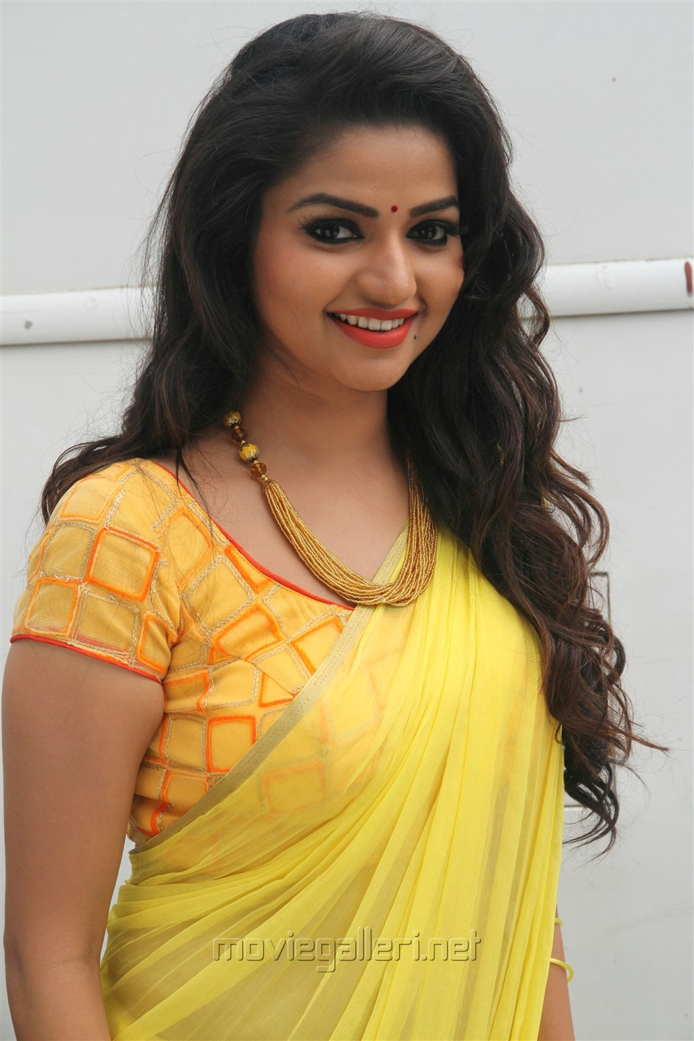 Actress Nithya Ram in Nandini TV Serial Photos