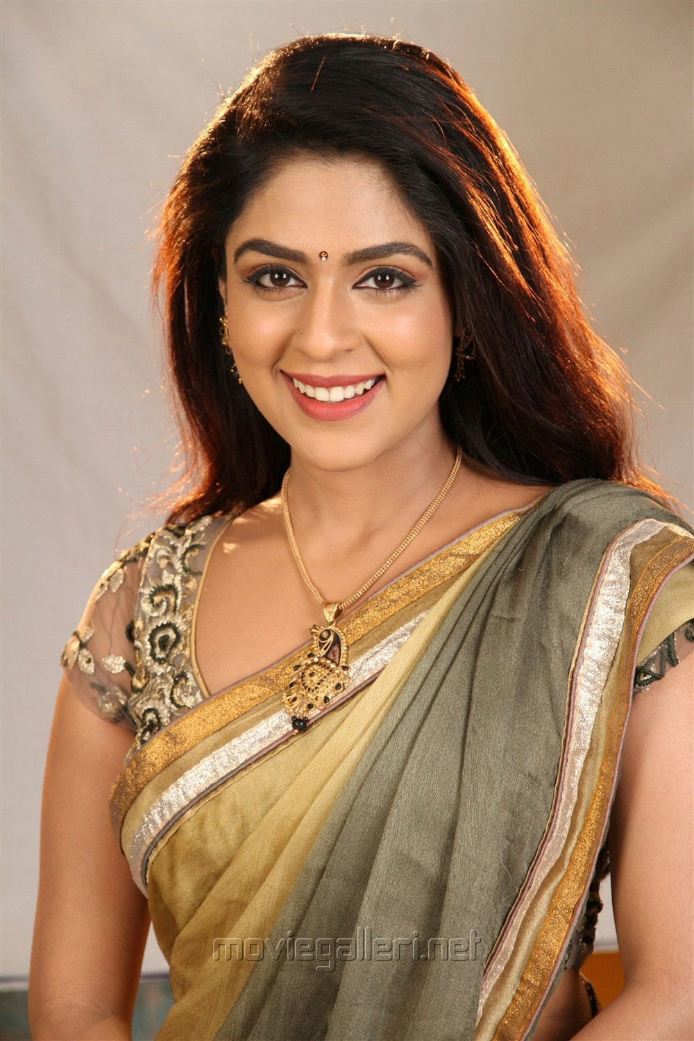 Actress Malavika Wales in Nandini TV Serial Photos