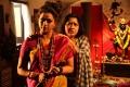Keerthi, Shabnam @ Nandini TV Serial Working Stills
