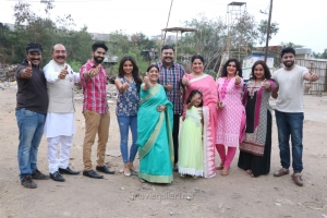 Nandini TV Serial Working Stills