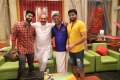 Rahul Ravi, Vijayakumar, Ramesh Pandit @ Nandini TV Serial Working Stills