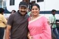 Raj Kapoor, Vijayalakshmi @ Nandini TV Serial Working Stills